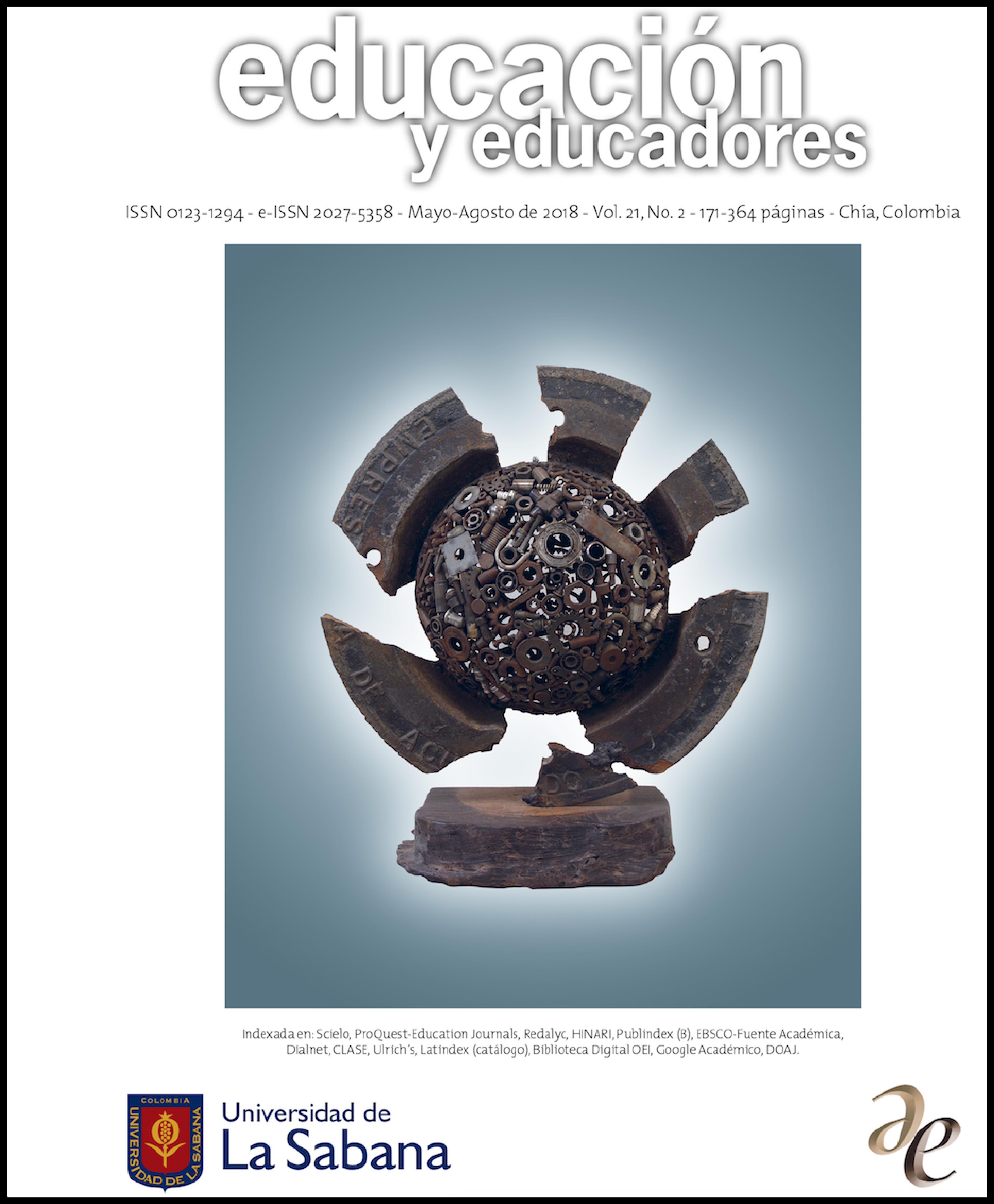Educación y Educadores 21(2)